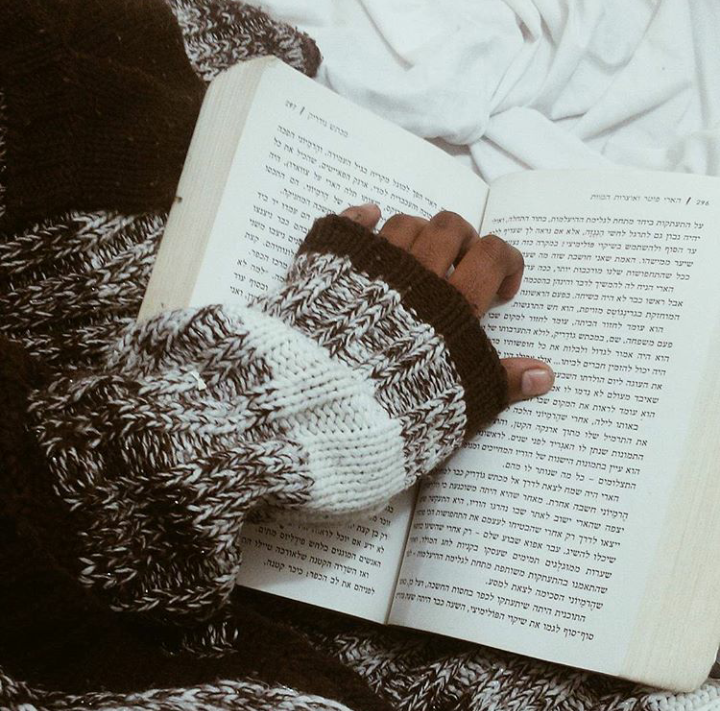 autumn, books, and chill image