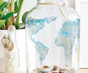 money, travel, and diy image