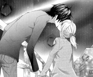 hiyokoi, kiss, and manga image