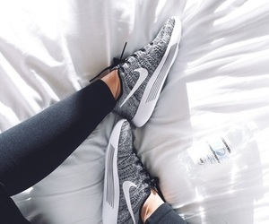 shoes, fashion, and nike image
