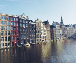 aesthetic, amsterdam, and background image