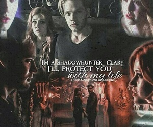 jace, clace, and shadowhunters image