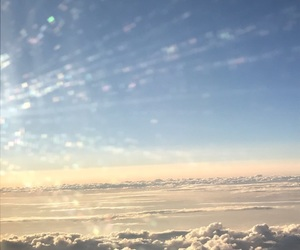 airplane, quotes, and traveling image