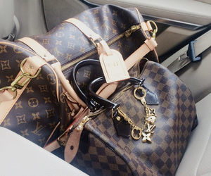 luxury, fashion, and bags image