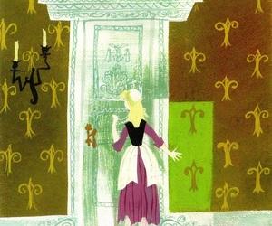 cinderella, mary blair, and シンデレラ image