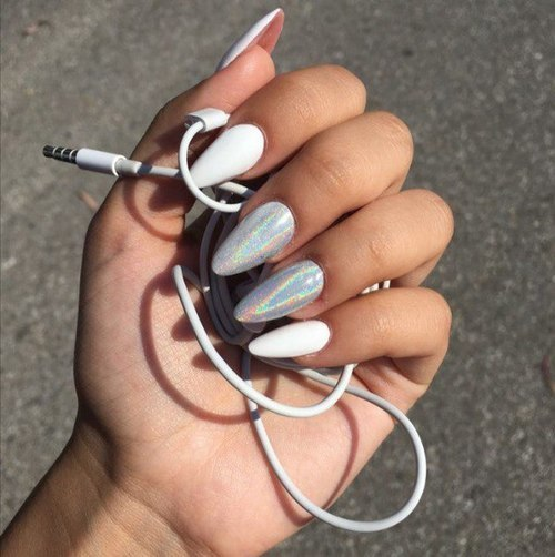 nails, aesthetic, and carefree image