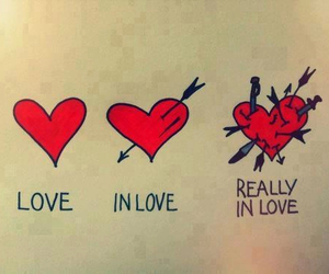 heart, in love, and love image