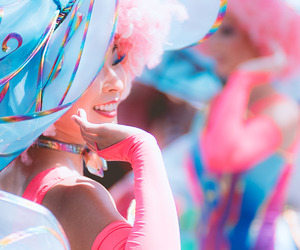 bubble girl, Walt Disney World, and performers image