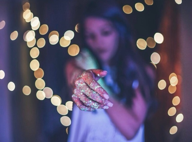 colours, instagram, and fairy lights image