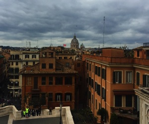 italy, traveling, and rome image