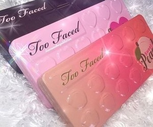 too faced, makeup, and beauty image