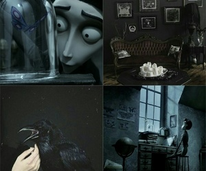 aesthetic, gothic, and corpse bride image