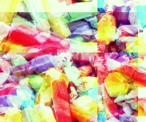beach, color, and sweets image