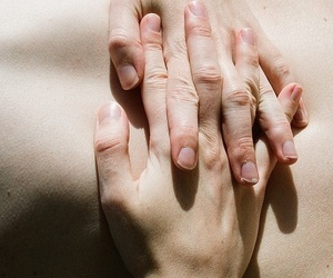 hands, skin, and pale image