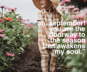 autumn, baby, and cool image