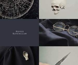 ravenclaw and harry_potter image