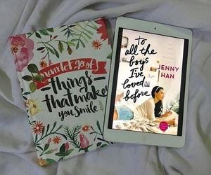 books, bookshelves, and bookworm image