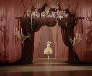 vintage, ballerina, and ballet image