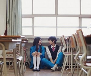 anime, sawako, and cosplay image