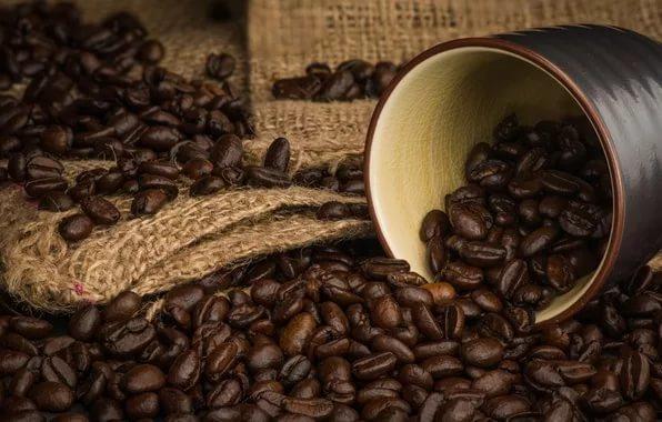 article and кофе image