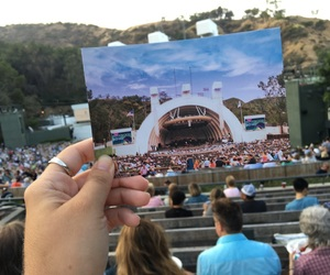 concert, la, and music image