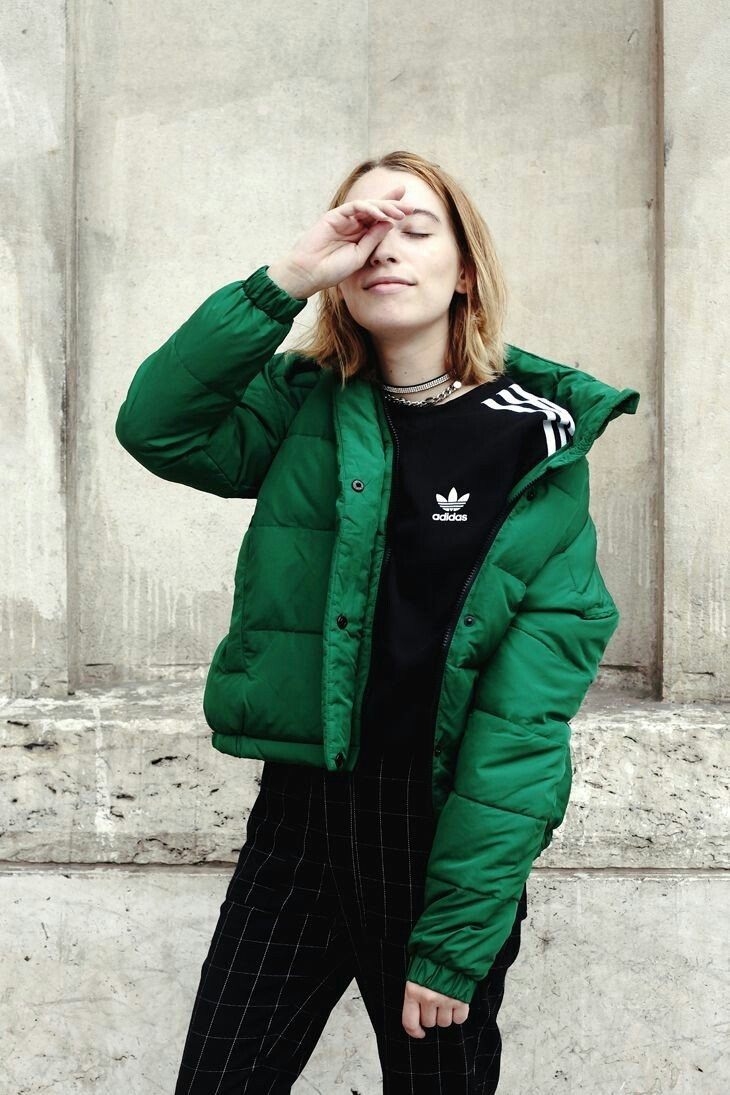 adidas, sportwear, and girl image