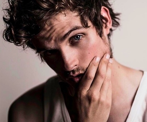 daniel sharman and photoshoot image