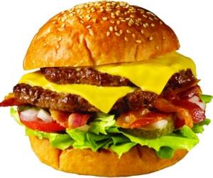editing, food, and hamburger image