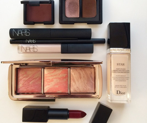 nars, lipstick, and make up image