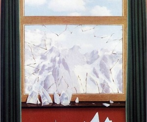 surrealism, art, and magritte image