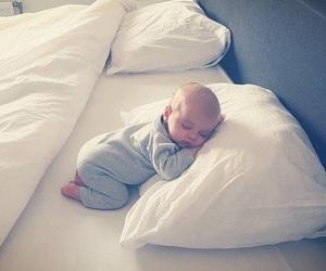 baby, child, and sleep image