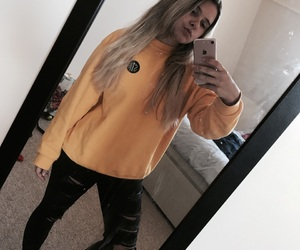 cozy, jumper, and longhair image
