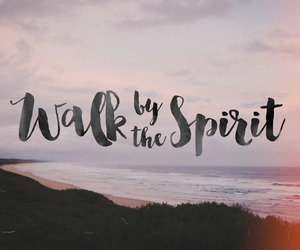 spirit, walk, and god image