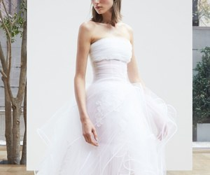 gown, princess gown, and tulle image
