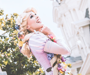 photography, rapunzel, and tangled image