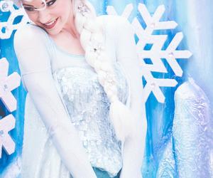 disney, magic kingdom, and frozen image