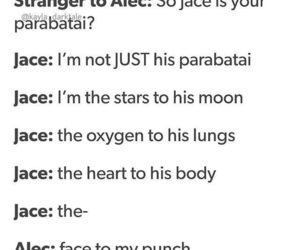 funny, jace, and the mortal instruments image