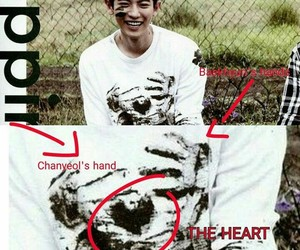 exo, hands, and heart image