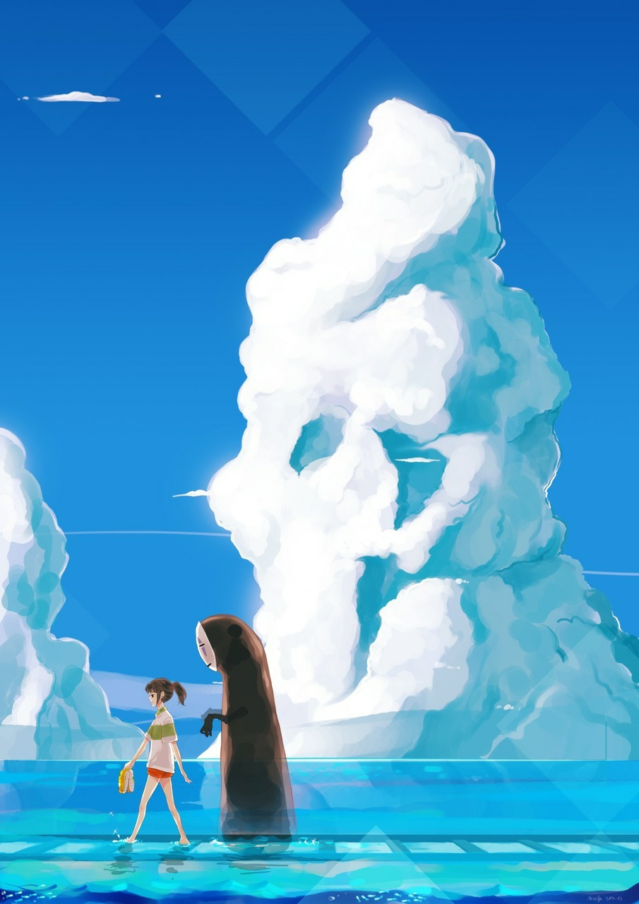 Anime Wallpaper Art Uploaded By マーメイド ᴹᴱᴿᴹᴬᴵᴰ