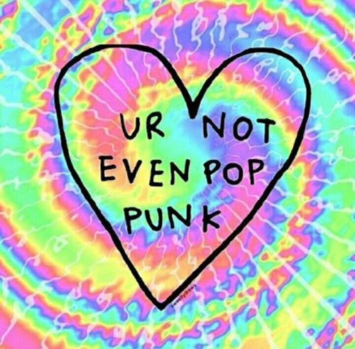 punk, grunge, and pop punk image