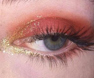 make up, tumblr, and brillos image