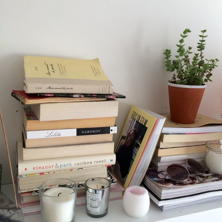 book, plants, and aesthetic image