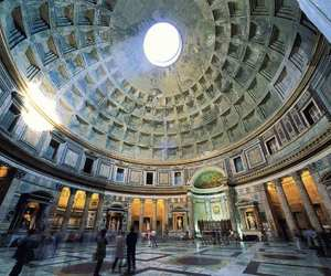 arte, roma, and pantheon image