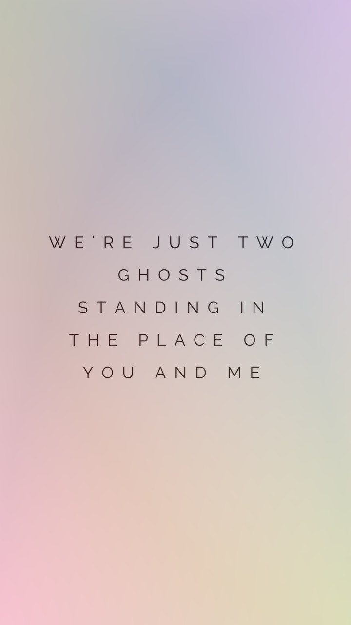 larry, Harry Styles, and two ghosts image