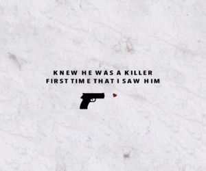killer, Lyrics, and ts6 image