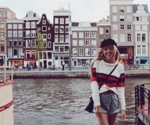 amsterdam, blonde, and design image