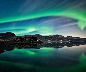 beautiful, highlands, and lights image