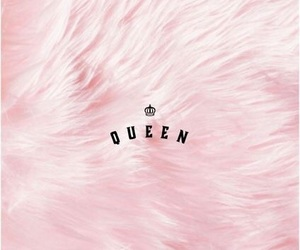 pink, Queen, and wallpaper image
