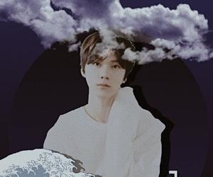 background, kpop, and nct u image