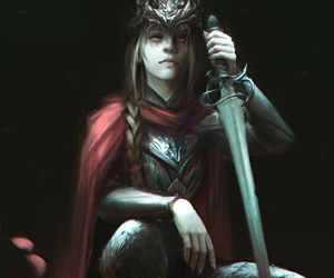 throne of glass and manon image